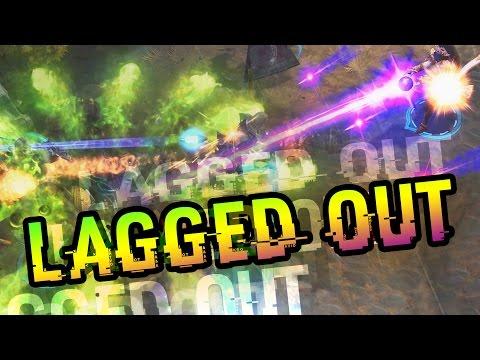 """♫ """"Lagged Out"""" - Heroes of the Storm Parody of Twenty One Pilots - Stressed Out"""