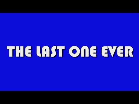 CGR Undertow: The Last One Ever