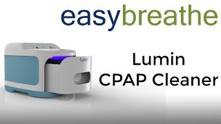 Lumin CPAP Cleaner and Mask Sanitizer