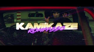 Rompasso - Kamikaze [Official Video] | #GANGSTERMUSIC