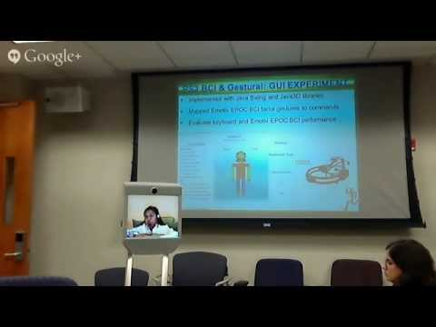 [Ph.D Proposal Defense] Kavita Krishnaswamy: Robotic Aids for People with Disabilities using the ...