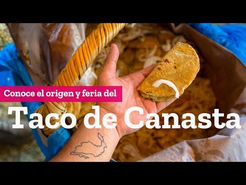 Origen y feria del taco de canasta en San Vicente Xiloxochitla en Tlaxcala | El Andariego