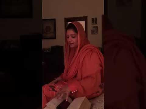 Rehearsal | Na Tu Zameen Ke Liye Hai, Na Asmaan Ke Liye | Hina Nasarullah | Kalam-e-Iqbal