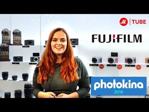 Новинки Fujifilm на Photokina 2016: камеры X-T2,  X-A3, X-T10, GFX 50S, вспышку EFX500 и объективы