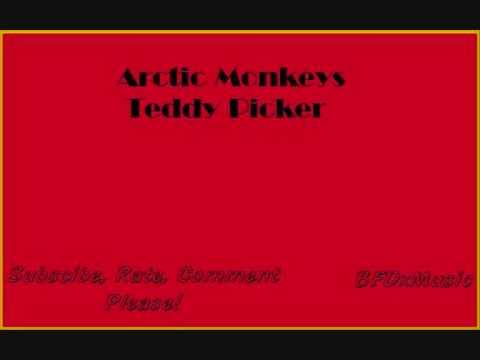 Arctic Monkeys - Teddy Picker - WITH LYRICS