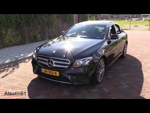 Mercedes-Benz E Class 2017 Test Drive, In Depth Review Interior Exterior