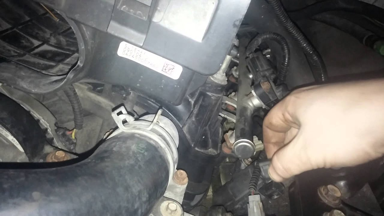 2005 Ford Expedition No Start New Cam Sensors Youtube