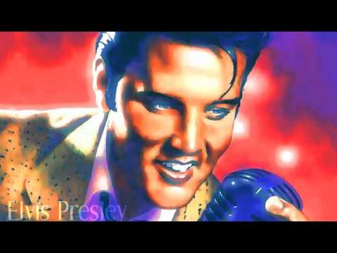 ▶ Burning Love -Elvis Presley