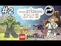 LEGO Ninjago MOVIE WU-CRU Draw A Stickman EPIC 2 Drawn Below Gameplay - Llyod Ninjago Save Sensei Wu