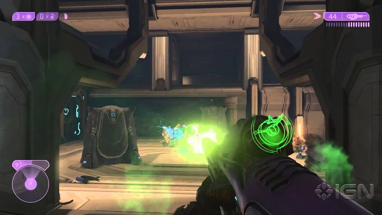 MCC: Halo 2 Legendary Walkthrough - Mission 05: The ...