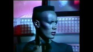 Grace Jones - Love Is The Drug (HD)