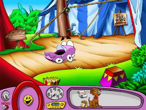 play putt putt joins the circus online for free