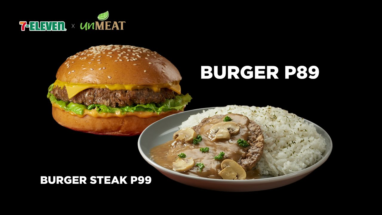 7-Eleven x unMEAT Plant-Based meal now available!