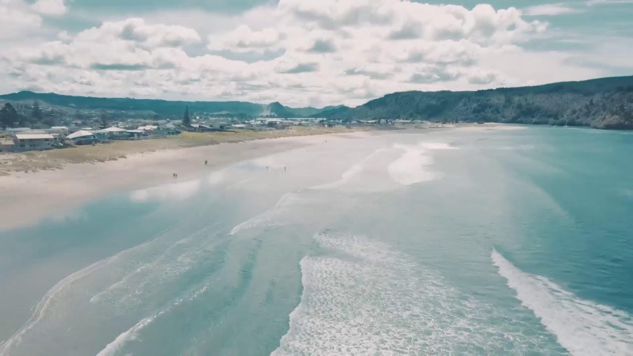 Whangamata Beach(Voted Number 1 beach of NZ), Coromandel