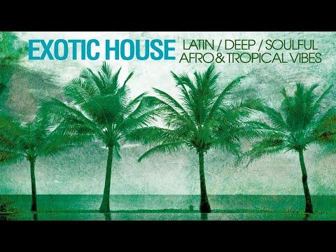 Slow Latin, Deep, Soulful Music Mix - Exotic House