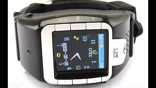 Видео обзор Часы мобильный телефон с камерой - Купить в Украине | vgrupe.com.ua(, 2015-01-27T18:13:40.000Z)