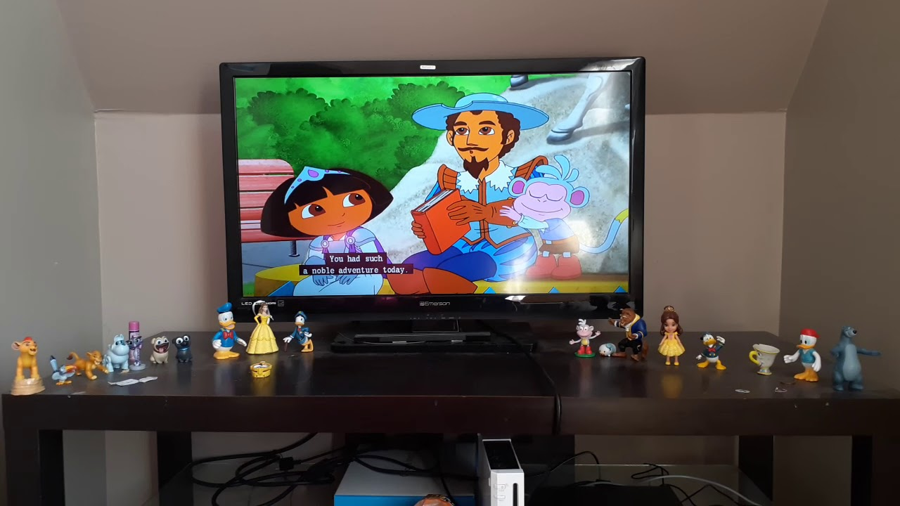 Closing to Dora's Royal Rescue 2012 Dvd