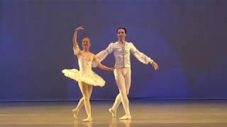 Па де де из балета Щелкунчик  Барановский Арсений Борисович  Ерохина Варвара Валерьевна