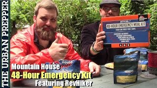 Mountain House 48 Hour Emergency Kit (featuring Revhiker)