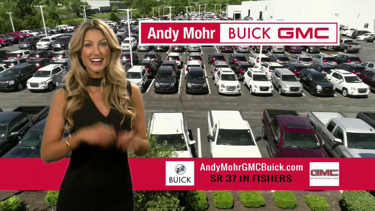 Andy Mohr Gmc >> Andy Mohr Buick Gmc Tv Commercial November 2017 Indianapolis Indiana