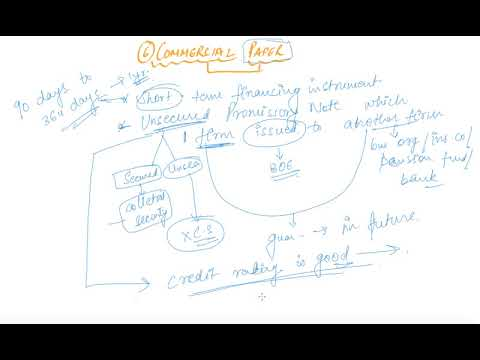 Commercial Paper |  Class 11 Business Sources of Business Finance