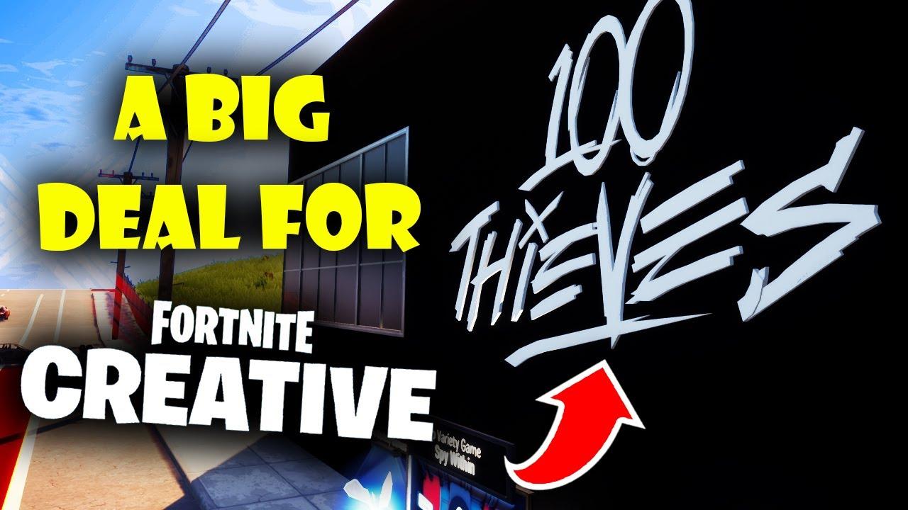 Fortnite Creative Took a Big Step Today!