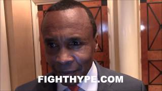 "SUGAR RAY LEONARD BREAKS DOWN COTTO VS. CANELO: ""IT"