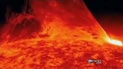 Solar Flares from Sun Storm Disrupt Flights, Create Incredible Aurora Borealis