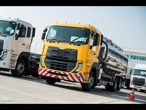 Th cm gi c l i th xe ti UD Trucks Quester ti Th i Lan