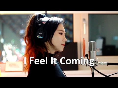 The Weeknd - I Feel It Coming ( cover by...