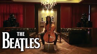 The Beatles - Let It Be | CELLO COVER by Vesislava