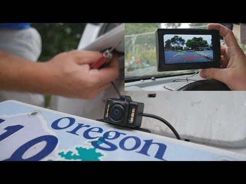 AUTO-VOX: Wireless Backup Camera Kit