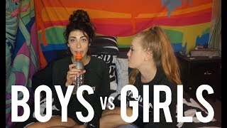 LESBIAN RELATIONSHIPS VS STRAIGHT RELATIONSHIPS