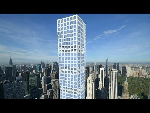 432 Park Avenue Skyscraper Tutorial (Minecraft Xbox)