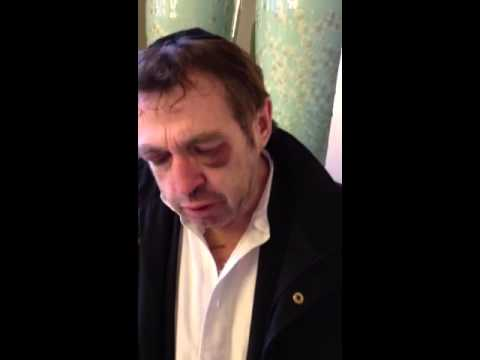 Algemeiner Video: Victim Speaks Following Horrific Anti-Semitic Attack in Paris