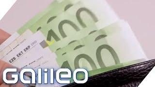 1.200 Euro ohne Arbeit: Wie sinnvoll ist das Grundeinkommen? | Galileo | ProSieben