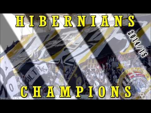 Innu Hibs (Hibernians F.C. Champions 2014/15)