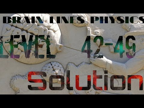 Brain on Line vs Physics Level 42-49 All Stars Solution FHD