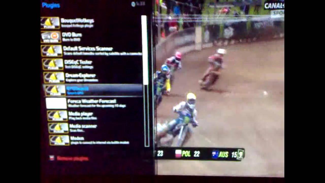 OpenPCTV - OpenPLi Enigma2 using TechniSat SkyStar 2 eXpress HD TV-Card