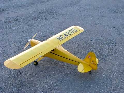 Hyperion 25e Piper Cup Wing 140cm