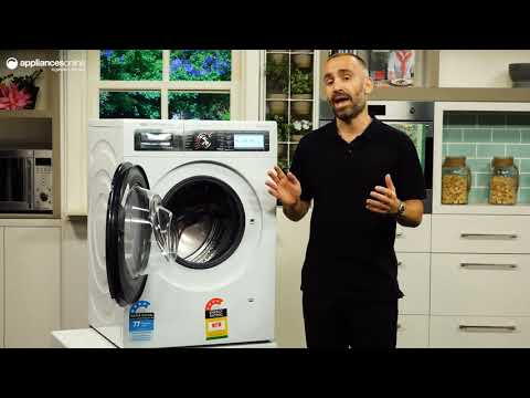 Product Review: Bosch WAY32891AU 9kg Home Professional Front Load Washing Machine