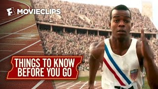 Stephan James' Things To Know Before Watching Race (2016) HD