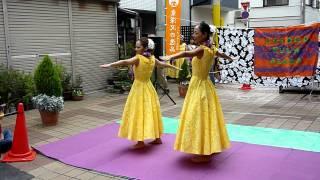 "fall festival. rootF/hula kaiona""My sweet 'awapuhi e."""