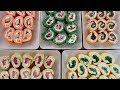 ROTOLO FRITTATA IN MILLE MODI Ricetta Facile - Italian Frittata Rolls Easy Recip