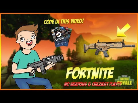 CRAZIEST SOLO MATCHES?! (STEAM GIFT CODE IN VIDEO) Fortnite Battle Royale // Suppl Gaming