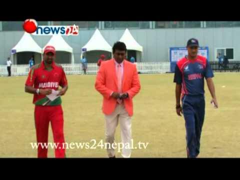 17th ASIAN GAMES NEPAL CRICKET TEAM IN QUARTER FINALS - NEWS24 TV