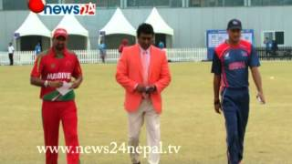 17th ASIAN GAMES NEPAL CRICKET TEAM IN QUARTER FINALS - NEWS24 TV
