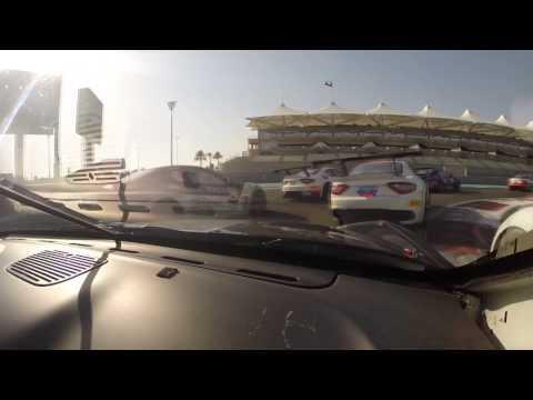 Maserati Trofeo 2014 at Abu Dhabi. Races