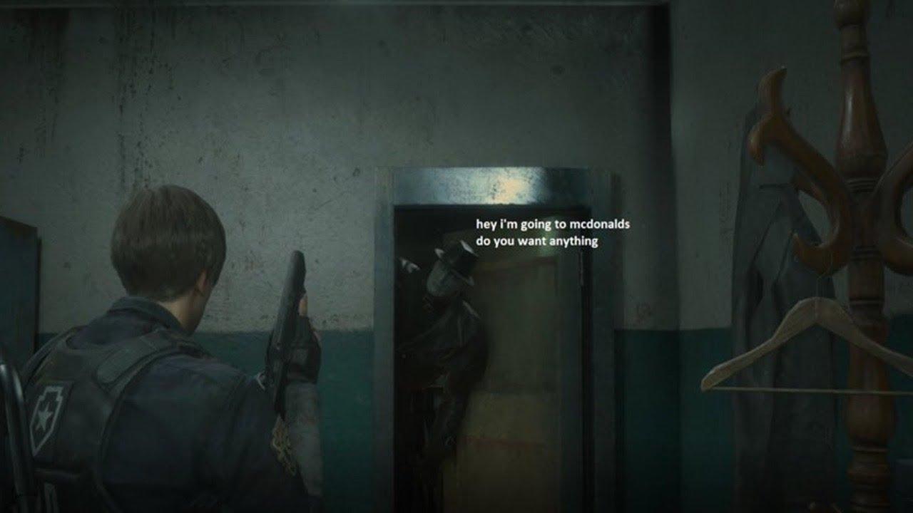 [風痕]惡靈古堡2重製版 - 克蕾兒篇二周目 Part.2 - 搜刮警察局和暴君狂粉和雪莉躲貓貓 - YouTube