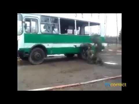 Сеть «взорвал» ролик с нелепыми неудачами российского спецназа